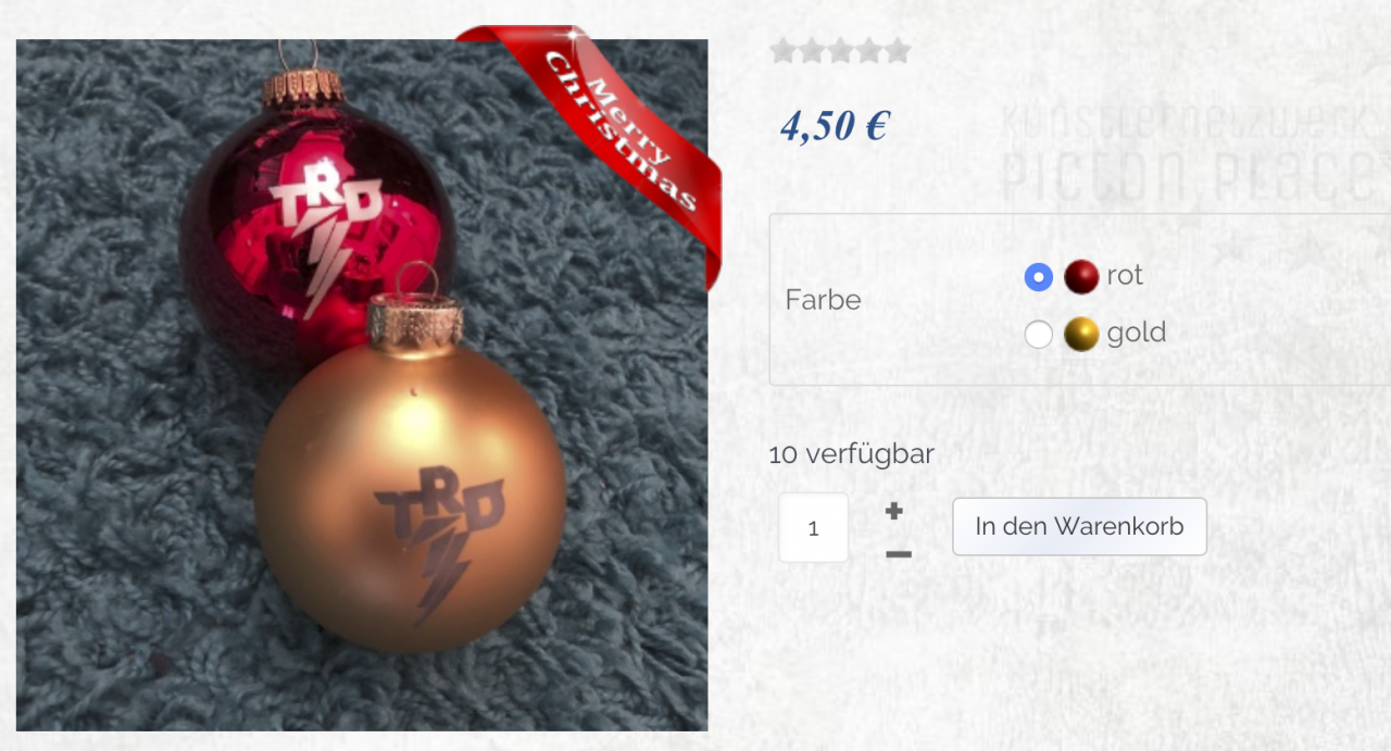 TRD Christbaumkugel - https://www.picton.place/shopping/marktplatz/product/trd-christbaum-kugel