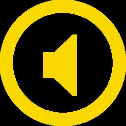 Lautsprecher Logo gelb free.png