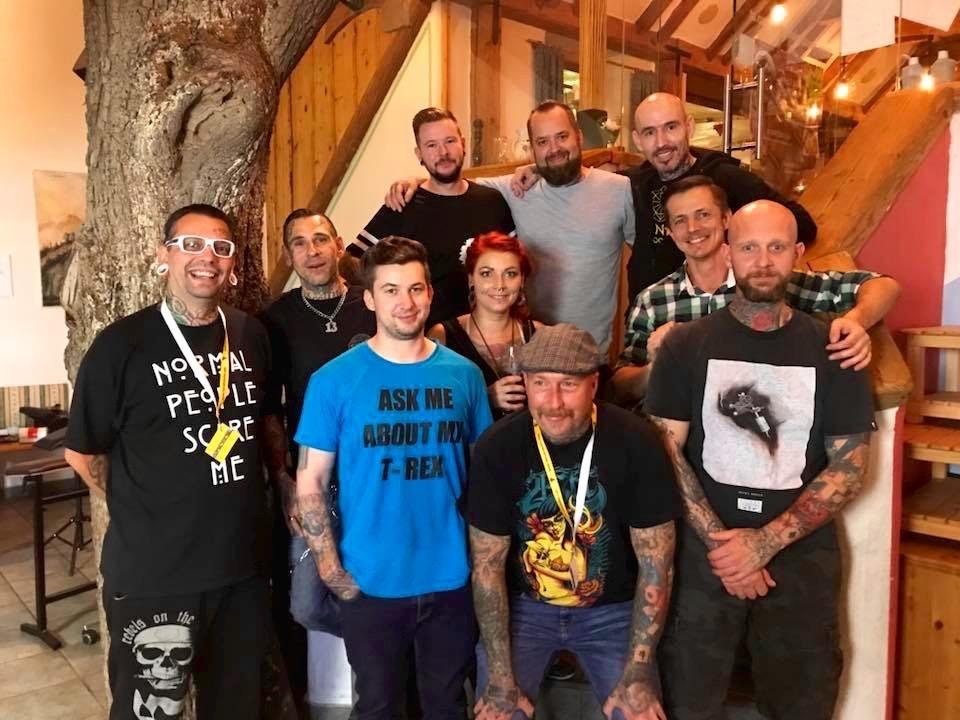 Tattoo Charity Day #2 03.09.2018