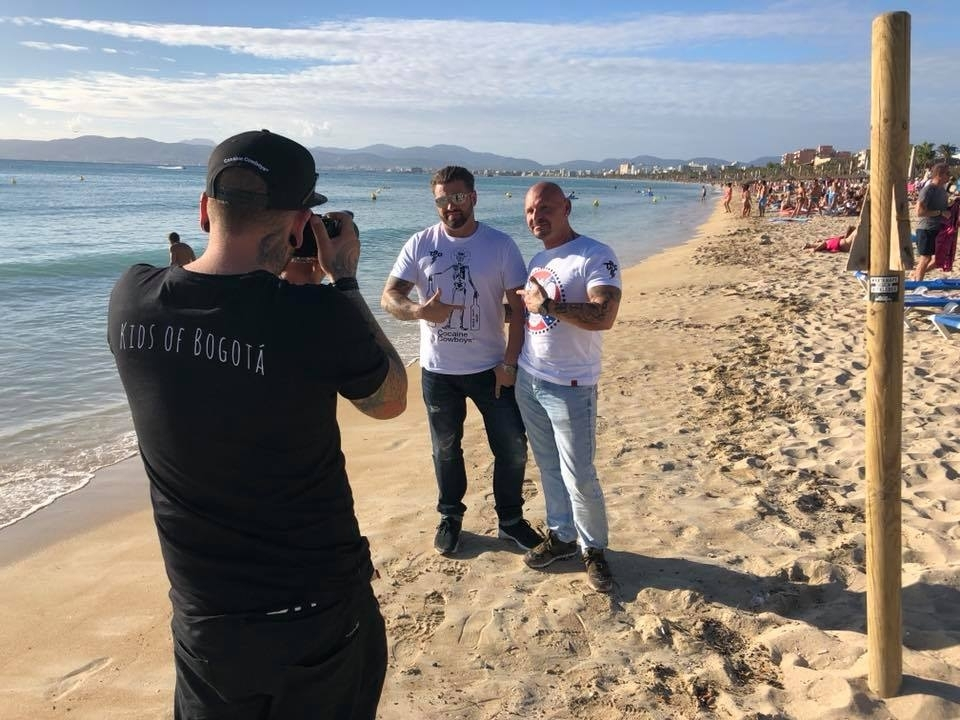 Video Shooting Days Mallorca 02.10.2018