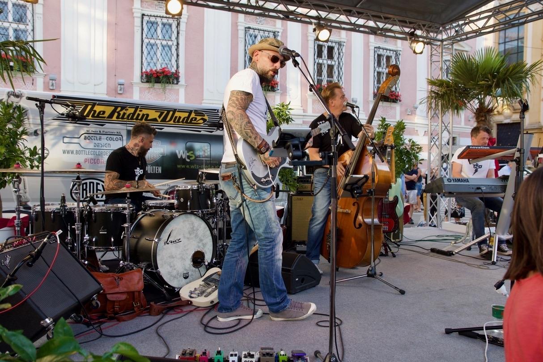 Eröffnung Sommerfestival-Gourmetmeile St. Pölten 05.07.2019