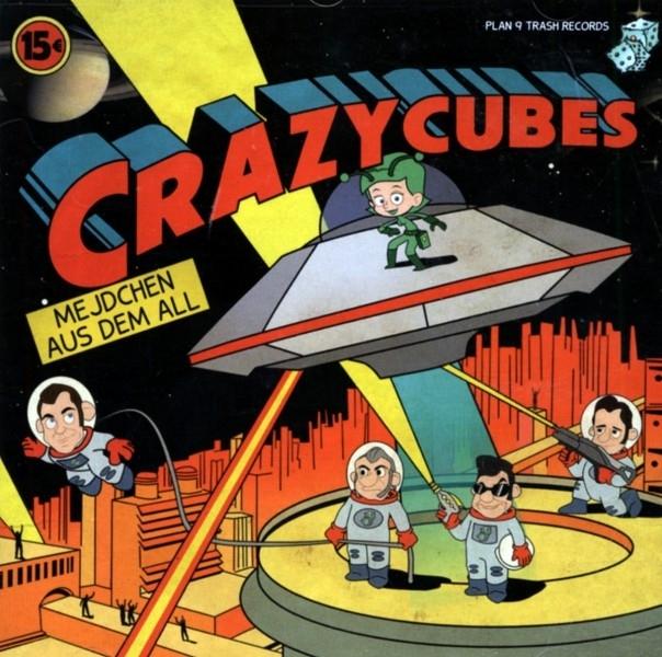 P9C175_Crazy Cubes_Mejdchen aus dem All_CD