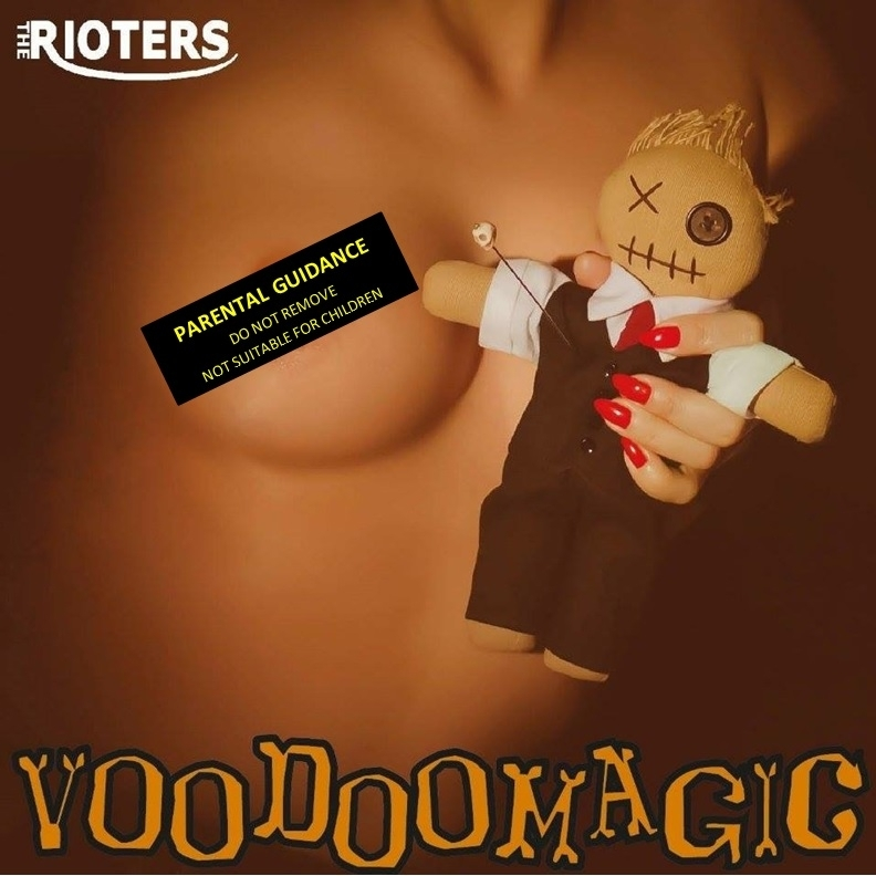 P9C177_The Rioters_Voodoomagic_CD - found on https://www.picton.place/shopping/marktplatz/product/the-rioters-voodoomagic-cd